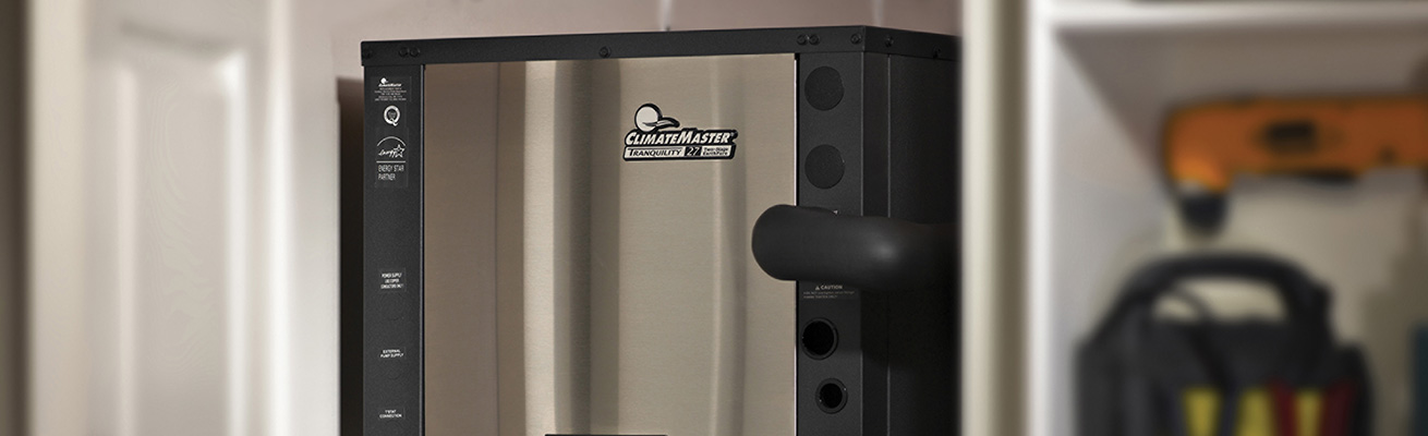 Tranquility® Indoor Split Geothermal Heat Pump