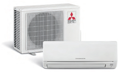 Mitsubishi Ductless Mini Splits